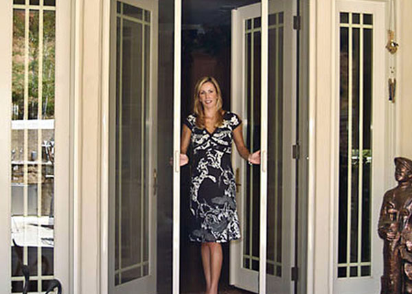 Disappearing Screen Doors, Aliso Viejo