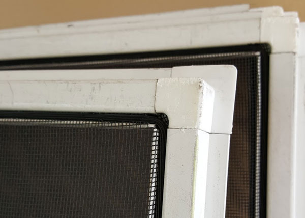 window screen repair and replacement - Window Screen Frames