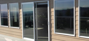 Commercial Sliding Screen Door